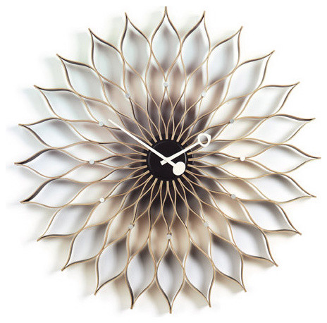 Vitra Sunflower Clock modern-clocks