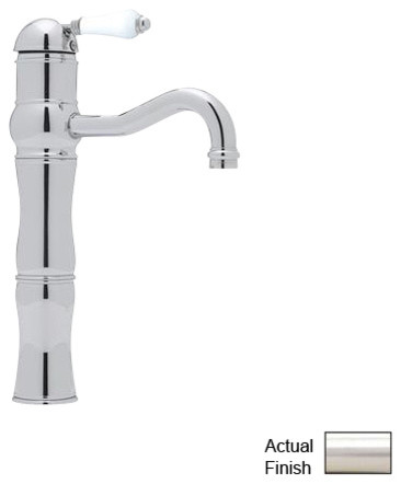 Rohl A3672LPSTN-2 Lavatory Faucet traditional-bathroom-faucets-and-showerheads