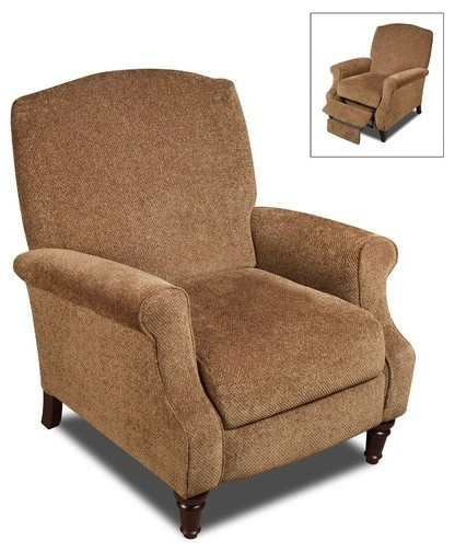 Reflections Push Back Recliner modern-accent-chairs