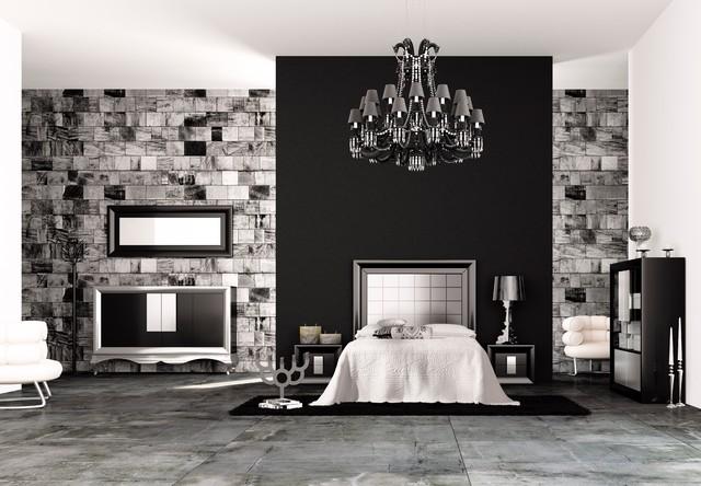 Macral Design Bedroom Serik Collection Nª 28. Queen, Complete bedroom set eclectic-dressers-chests-and-bedroom-armoires