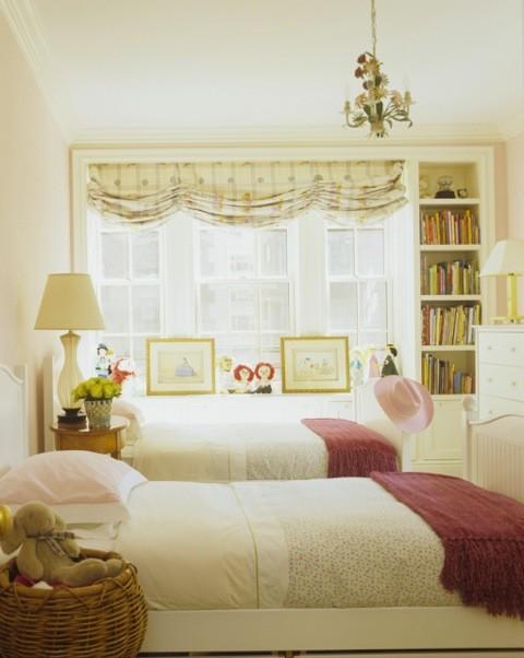 Upper East Side Girl's Bedroom, NYC traditional-bedroom