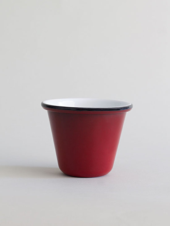 Barn Light Electric Co. - American Made Enamelware Cup - 8oz -