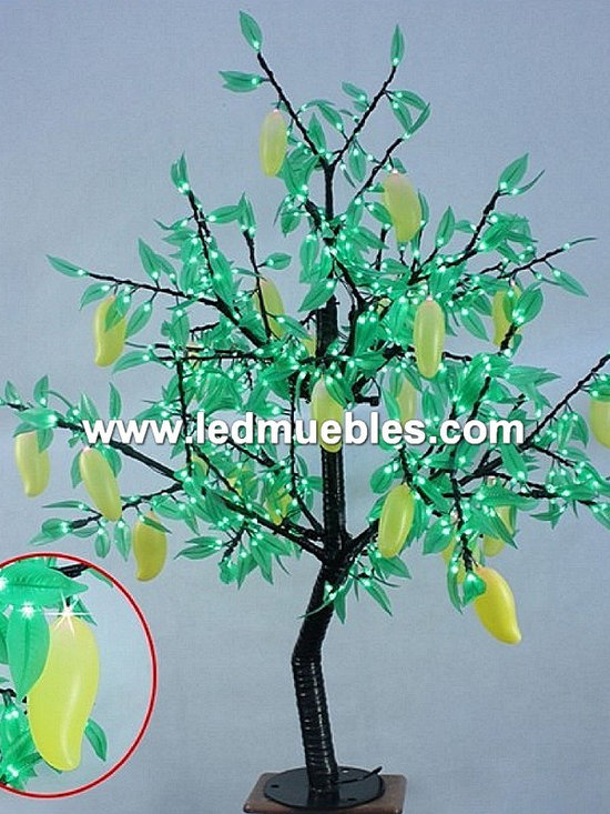 Outdoor Simulation Led Fruit Tree - WeiMing Electronic Co., Ltd se especializa en el desarrollo de la fabricación y la comercialización de LED Disco Dance Floor, iluminación LED bola impermeable, disco Led muebles, llevó la barra, silla llevada, cubo de LED, LED de mesa, sofá del LED, Banqueta Taburete, cubo de hielo del LED, Lounge Muebles Led, Led Tiesto, Led árbol de navidad día Etc