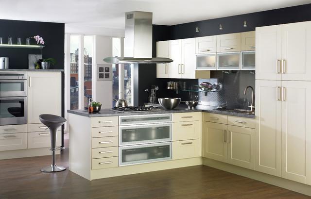 white shaker style shaker kitchens Kitchens Archives - contemporary - shaker kitchens Kitchens Archives cabinets ... - Shaker Kitchen Cabinets