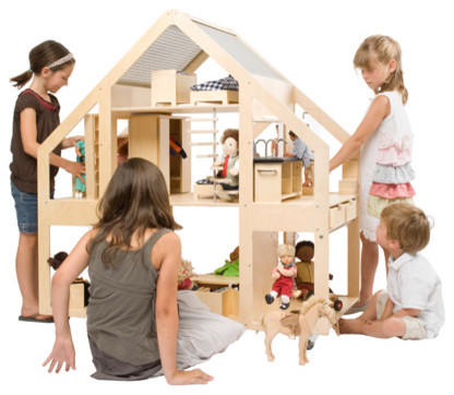 Leading Villa modern-kids-toys-and-games