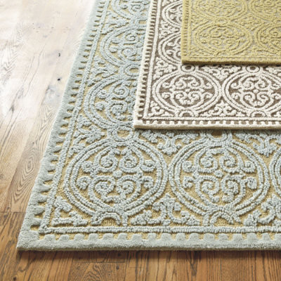 Granada Rug contemporary-rugs
