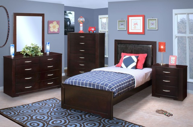 New Classic Furniture Malibu Youth Bedroom Collection