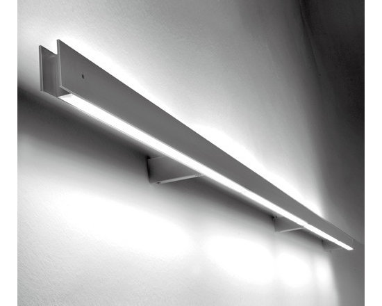 BLux - Marc Arm 2 Light Wall Light | BLux - Design by David Abad.