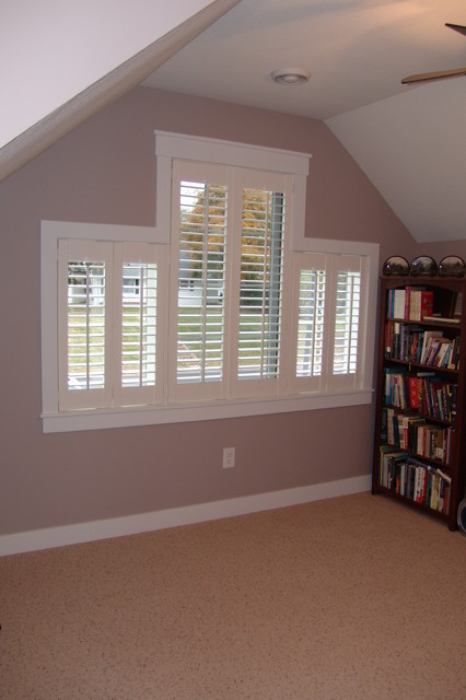 Shutters from Budget Blinds window-treatments