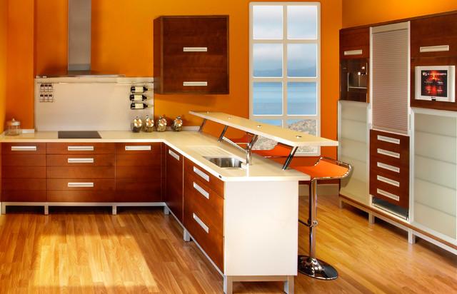 Muebles de Cocina Estilo Clásico