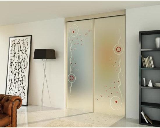 GLASS Sliding Doors -