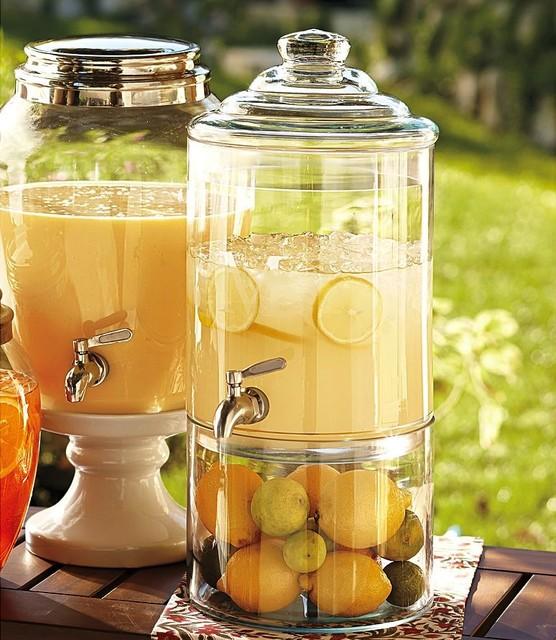 Decorator's Drink Dispenser contemporary-beverage-dispensers