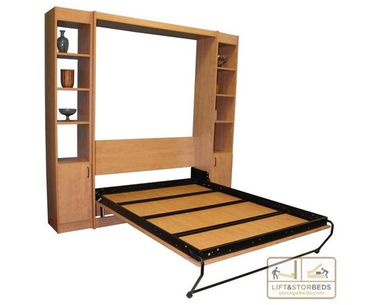 ... do-it-yourself wall bed kit is available in Twin, Double/Full, Queen