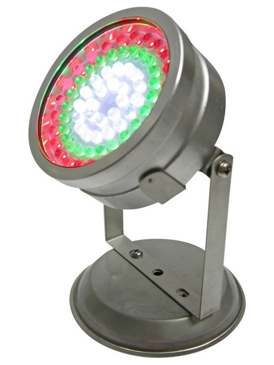 Alpine - 72 LED Super Bright Light with Inline Controller and Transformer - Illuminate your house, driveway, garden or walkways with one of Alpine quality built LED lights. All equiped with Super Bright White LED's.Features: