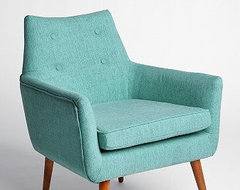 Modern Chair, Turquoise modern chairs