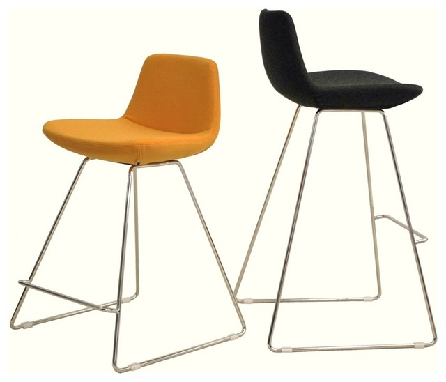 Pera Wire Stool by sohoConcept contemporary-bar-stools-and-counter-stools