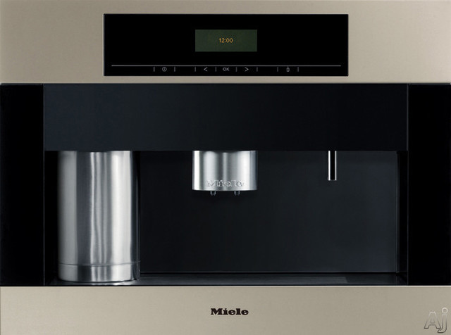 Built-in Coffee Maker contemporary-coffee-and-tea-makers
