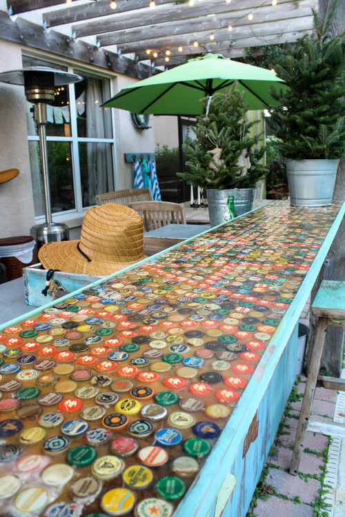 Outdoor Bars Design Gadgets And Party Tips