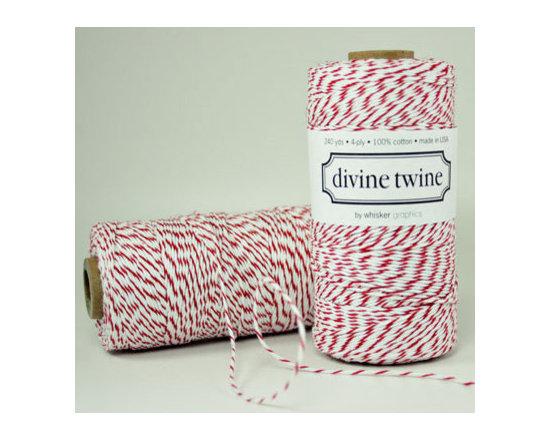 Cherry Divine Twine -