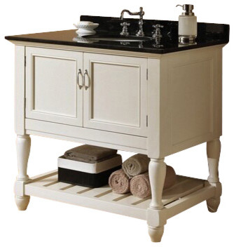 Perfect Summer Home Country Style Vanities  Abode