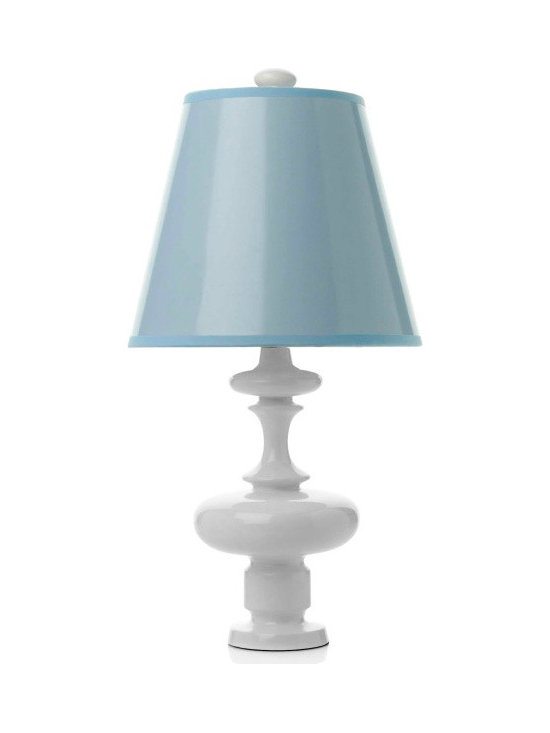 Happy Chic by Jonathan Adler Resin Accent Lamp -