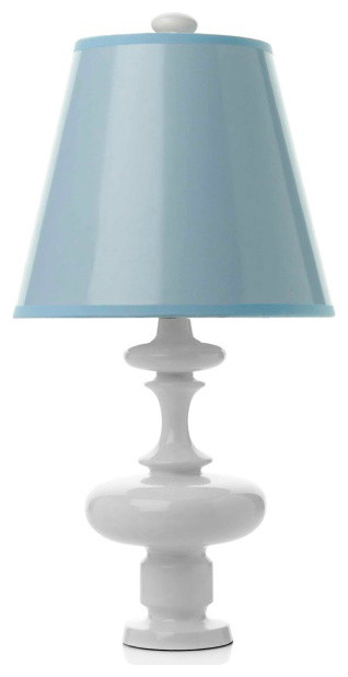 Happy Chic by Jonathan Adler Resin Accent Lamp contemporary-table-lamps
