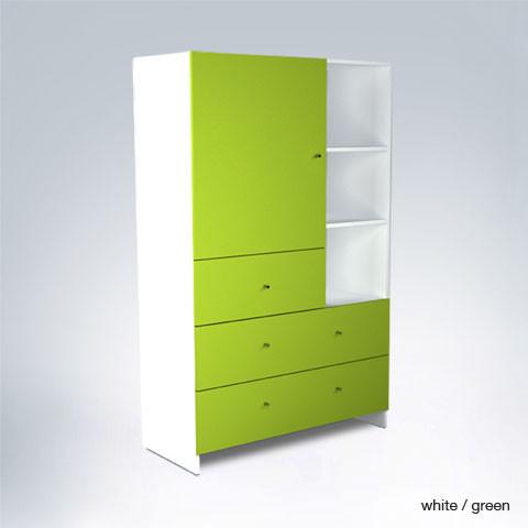 ducduc aj armoire kids-dressers