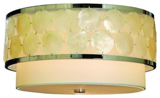 Trend Lighting Mirabelle Flush Mount TP8966 - 21W in. modern-bathroom-vanity-lighting