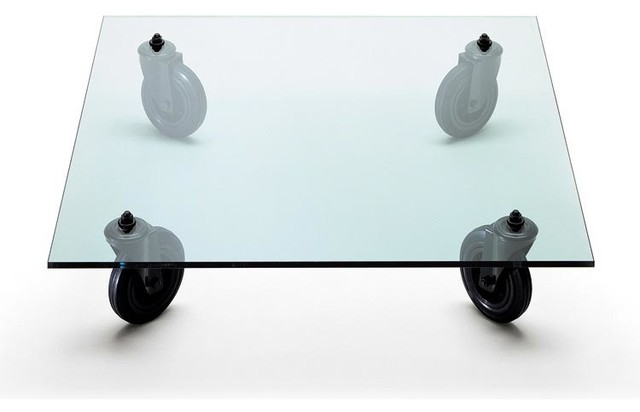 FontanaArte Tavolo Con Ruote Table, XXLarge contemporary-side-tables-and-accent-tables
