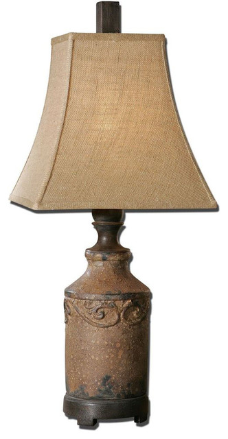 Veronese Rust Buffet Lamp