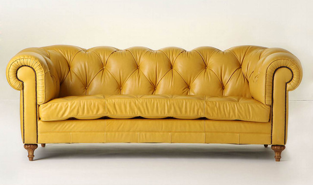 Atelier Chesterfield Contemporary Sofas by Anthropologie