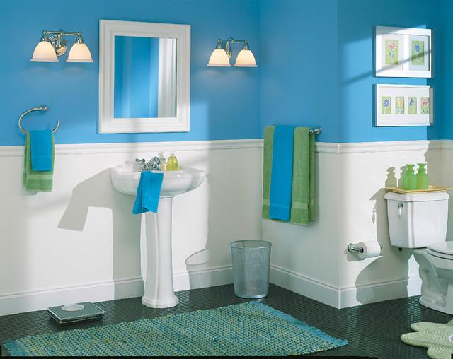 Progress Lighting Botanical Two-Light Bath & Vanity traditional-bathroom-lighting-and-vanity-lighting