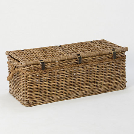 traditional storage boxes by Terrain