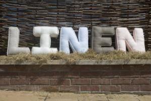 Linen Letter Pillow traditional-decorative-pillows