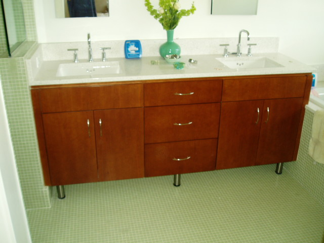 European style bathroom cabinets contemporary bathroom vanities and sink consoles los - Contemporary european designer bathroom vanities ...