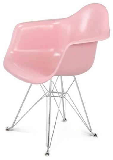 eames style dar fiberglass shell chair arm shell eiffel