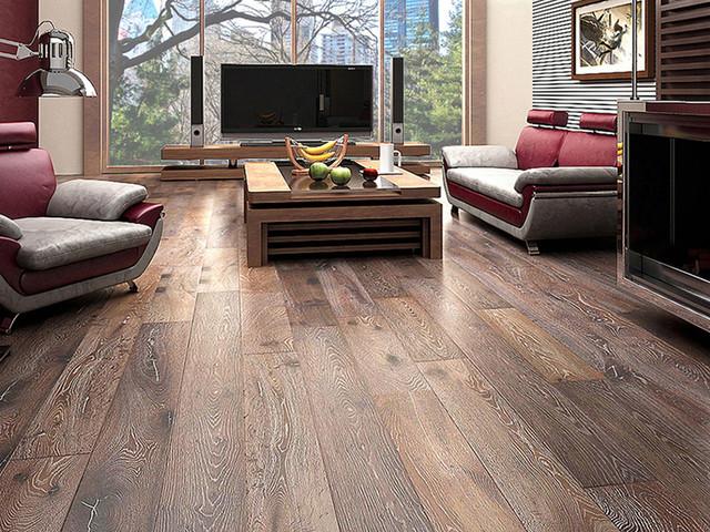 BR 111 Hardwood Flooring PFENGKB8 34 X 8 Kingsbridge Oak