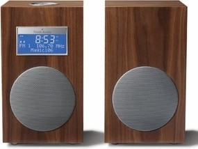 Tivoli Audio   Tivoli Audio Model 10™ Stereo Clock Radio modern-home-electronics