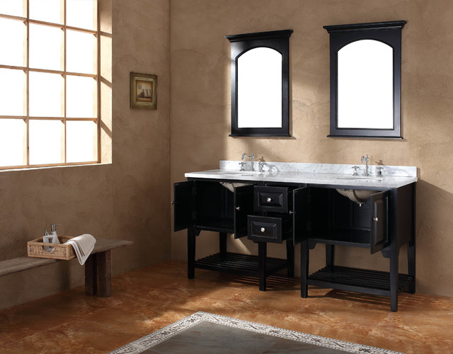"72"" Isabella Double Bath Vanity traditional-bathroom-vanities-and-sink-consoles"