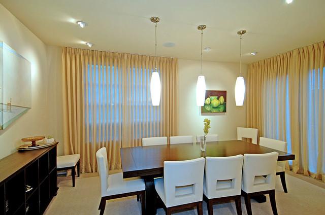 Contemporary / Modern contemporary-dining-room