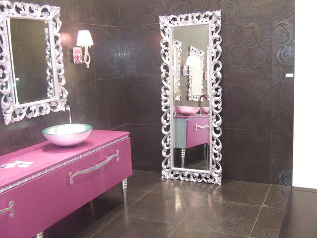 Lea Bassani Design eclectic-bathroom