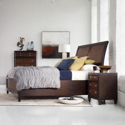 Ludlow Sleigh Bed modern-beds