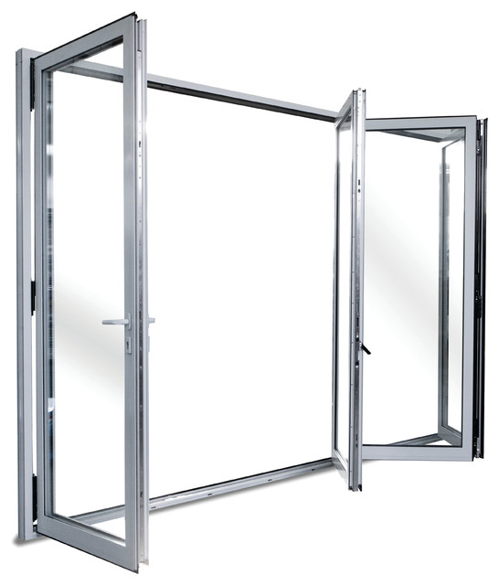 Aluminum Breeze Panel modern-interior-doors