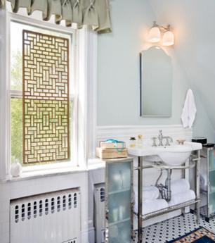 Bathrooms transitional-bathroom