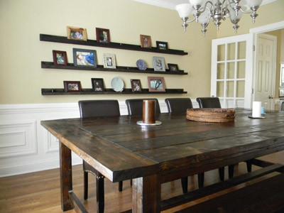 Custom Ledges eclectic-furniture