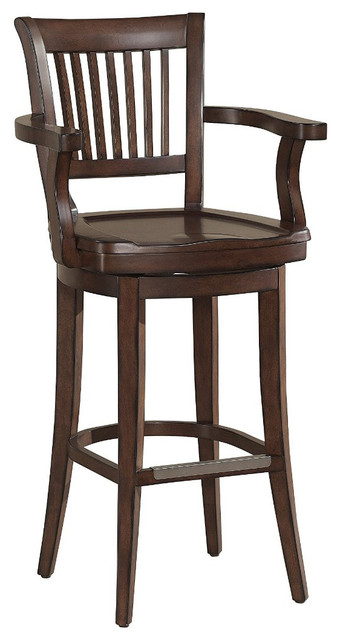 Molena Extra Tall Height Stool Traditional Bar Stools