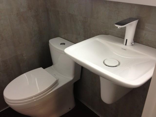 Mount Vernon contemporary-bathroom