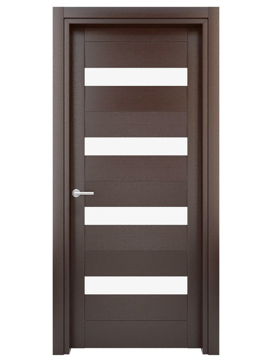 IN - STOCK WOOD INTERIOR DOOR -