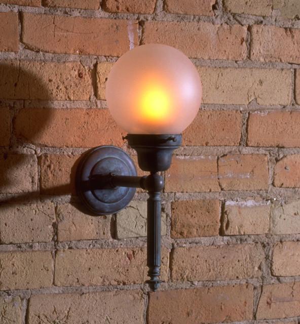 Lighting Portfolio: Antique traditional