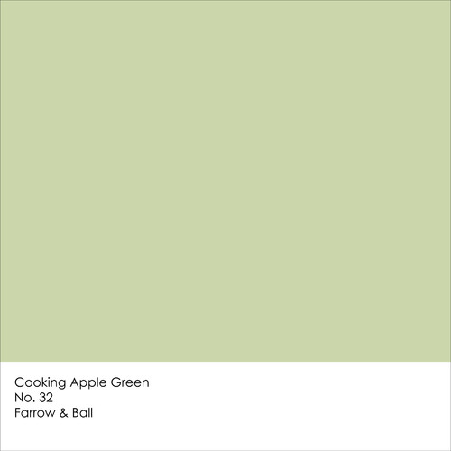 Love The Paint Cooking Apple Green No 32 Farrow And Ball